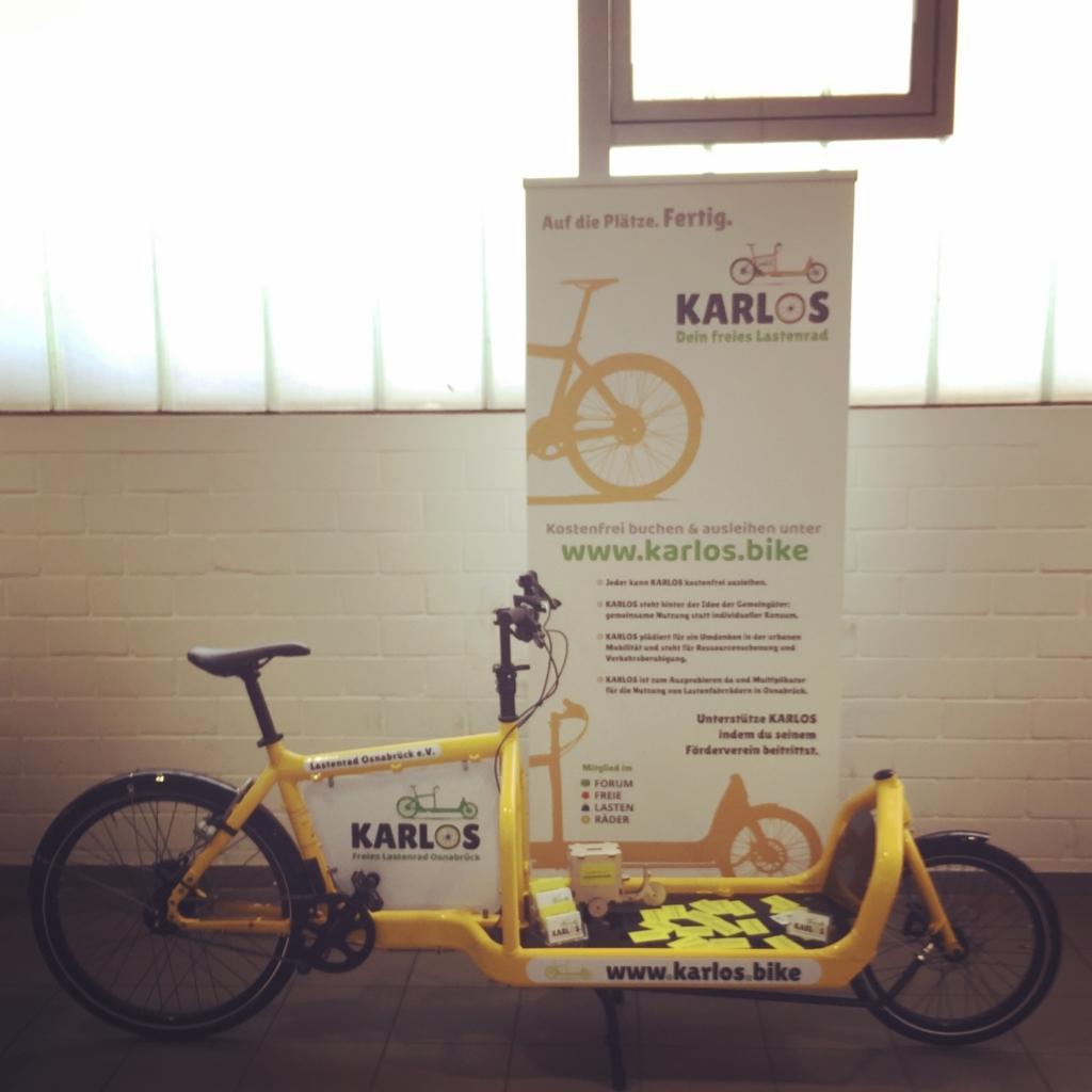 KARLOS - Freies Lastenrad Osnabrück